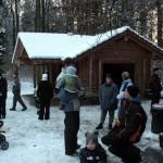 forest-hut