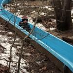 blue-slide